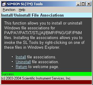SL Tools Tutorial — SIMION 2019 Supplemental Documentation